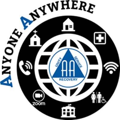 Anyone Anywhere Conference Logo